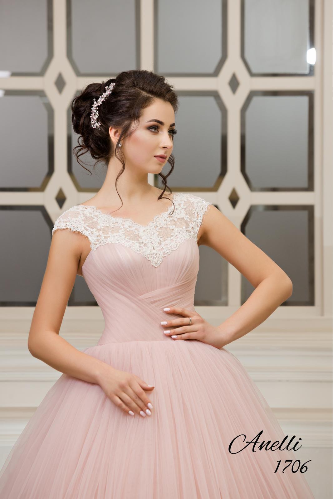 Svadobné šaty - Debut 1706 - Obrázok č. 2