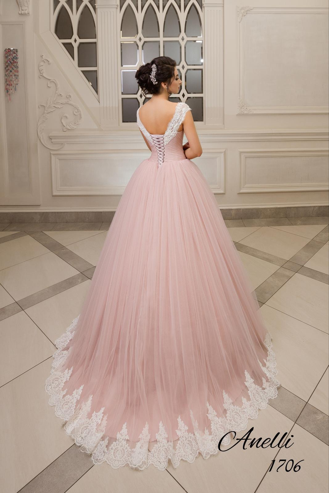 Svadobné šaty - Debut 1706 - Obrázok č. 3