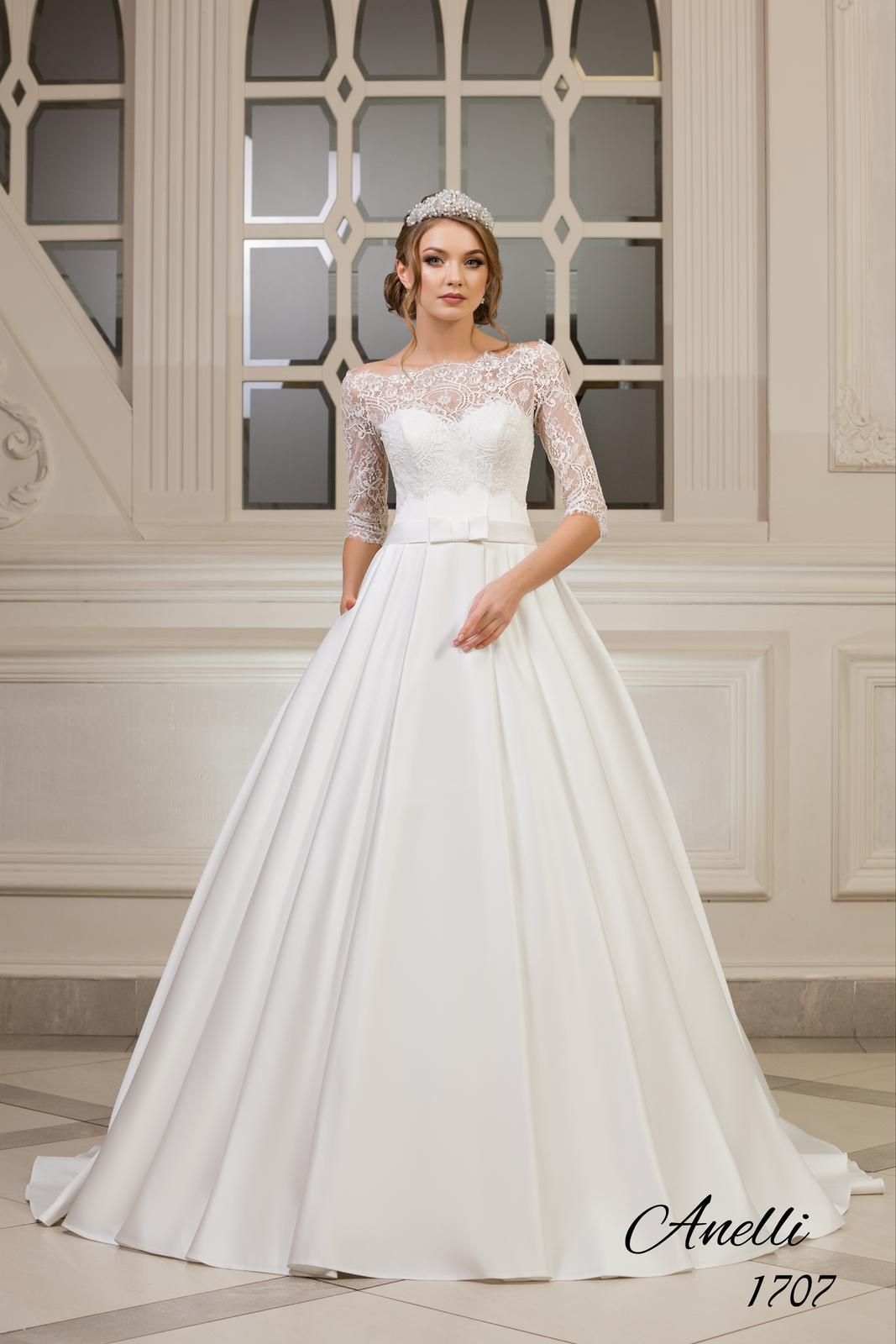 Svadobné šaty - Debut 1707 - Obrázok č. 1