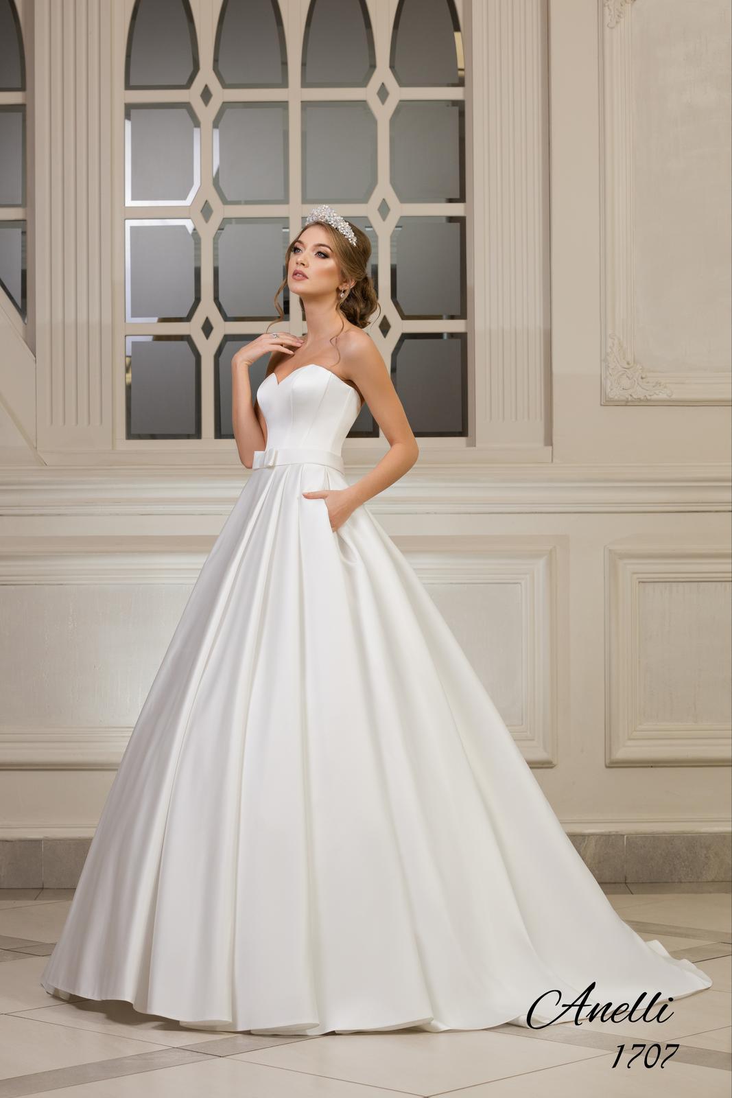 Svadobné šaty - Debut 1707 - Obrázok č. 3