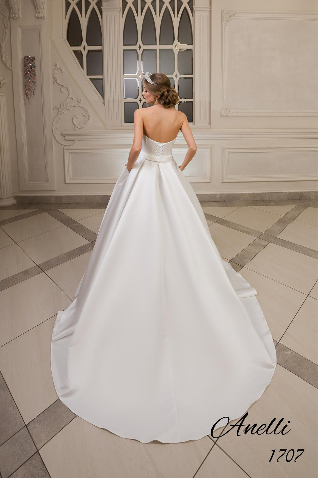Svadobné šaty - Debut 1707 - Obrázok č. 4
