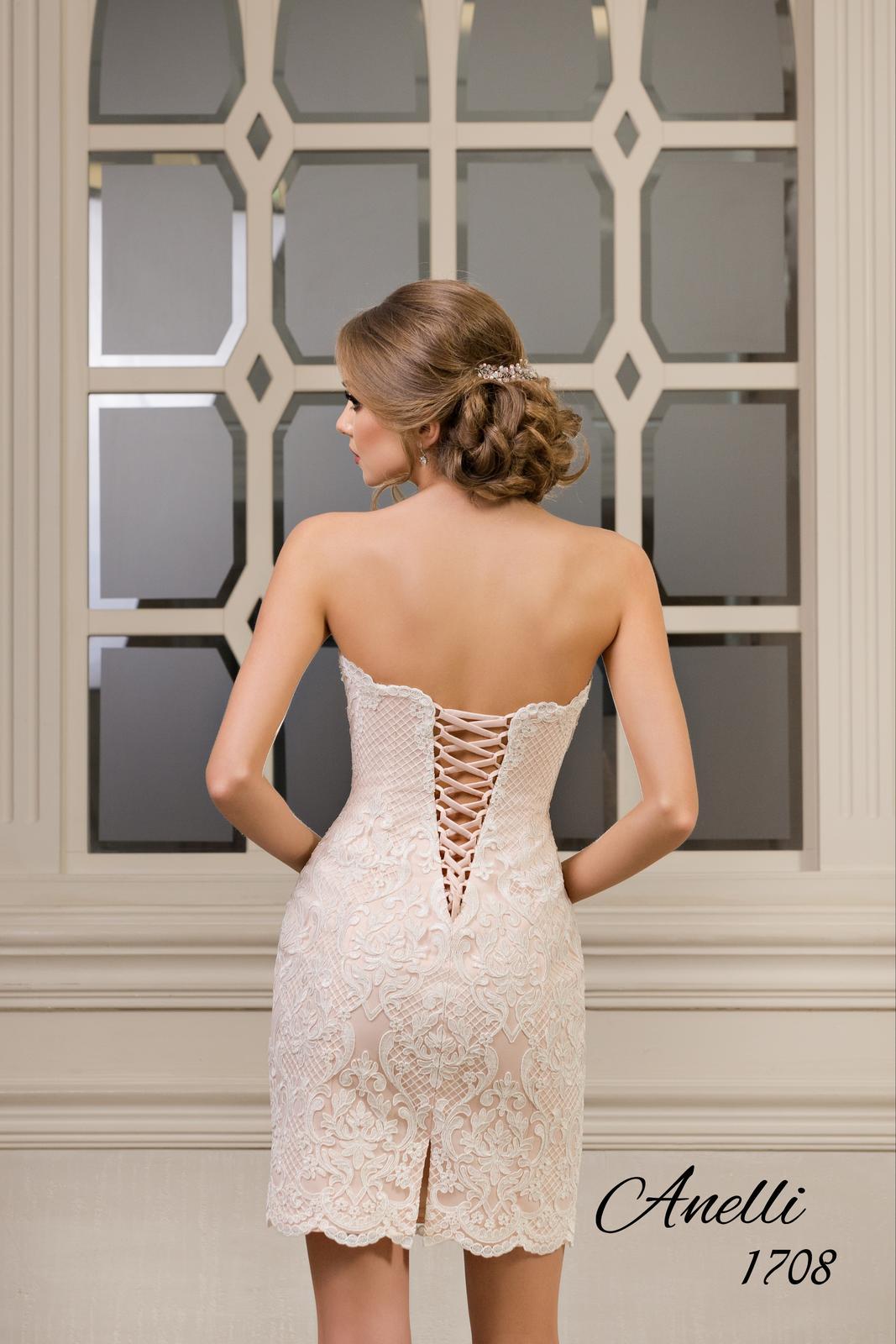 Svadobné šaty - Debut 1708 - Obrázok č. 3