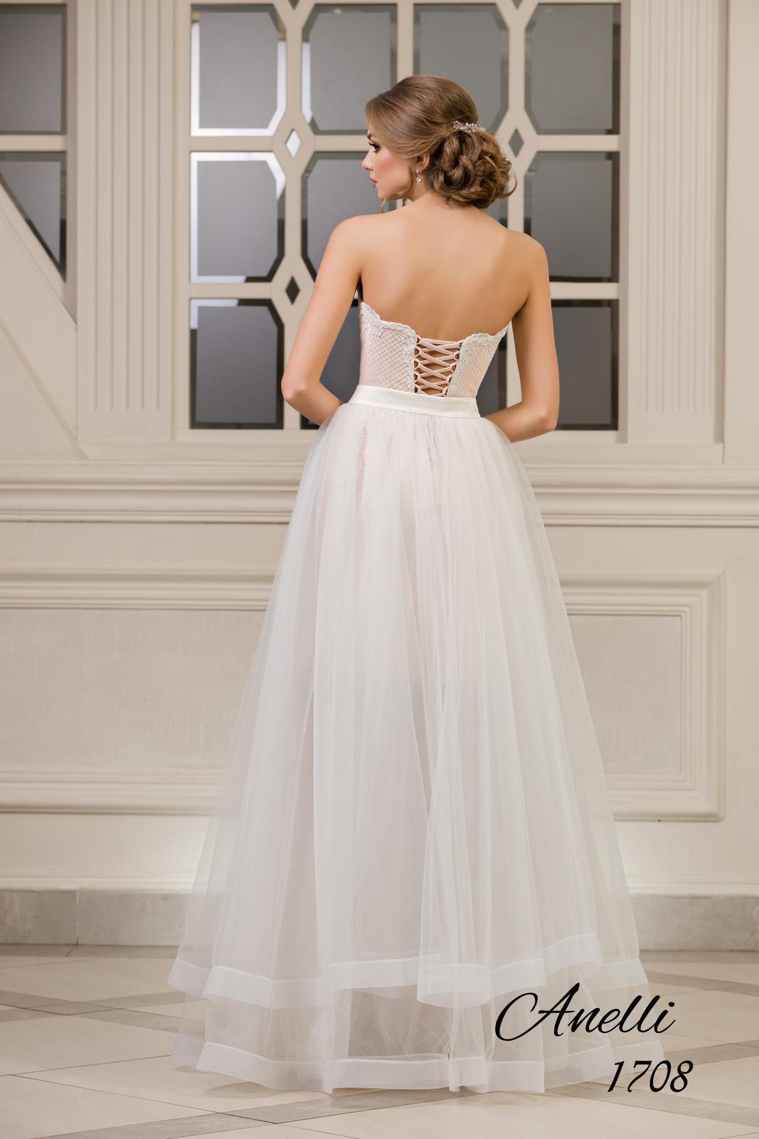 Svadobné šaty - Debut 1708 - Obrázok č. 4