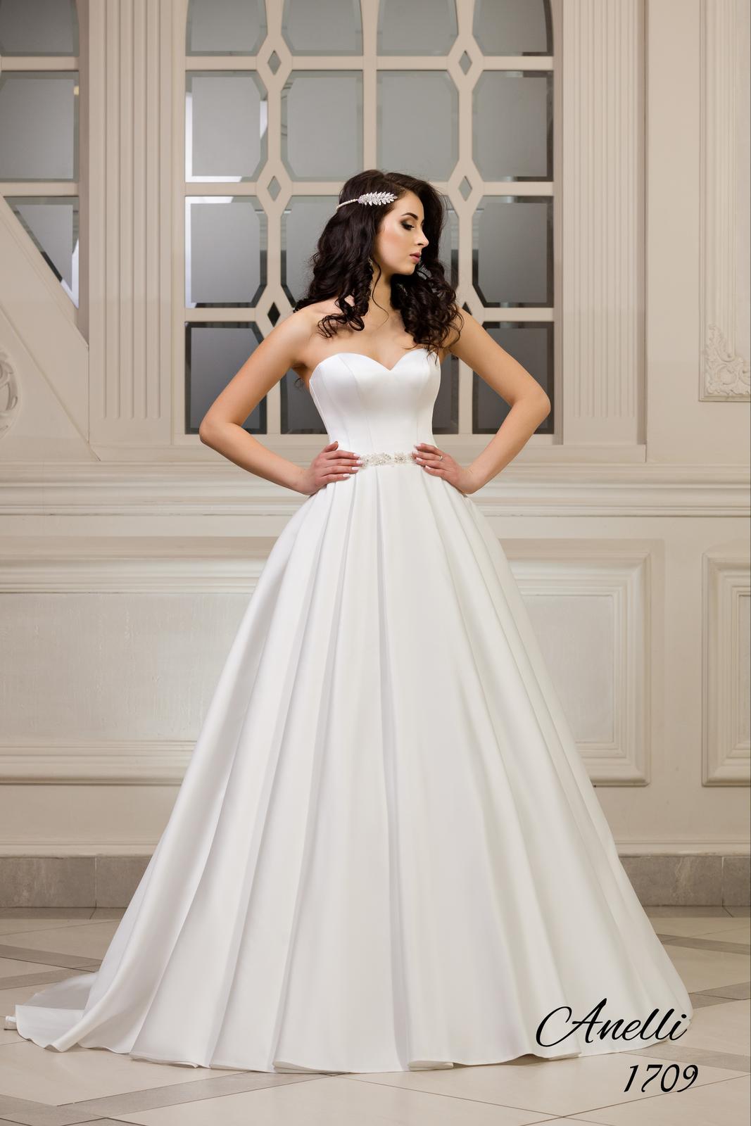 Svadobné šaty - Debut 1709 - Obrázok č. 1