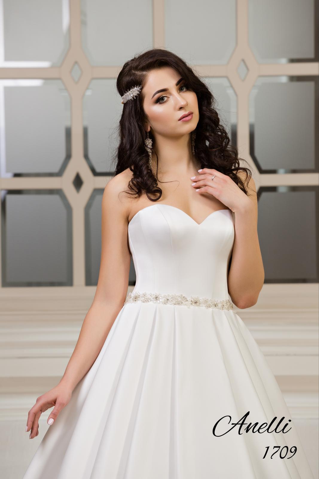 Svadobné šaty - Debut 1709 - Obrázok č. 2