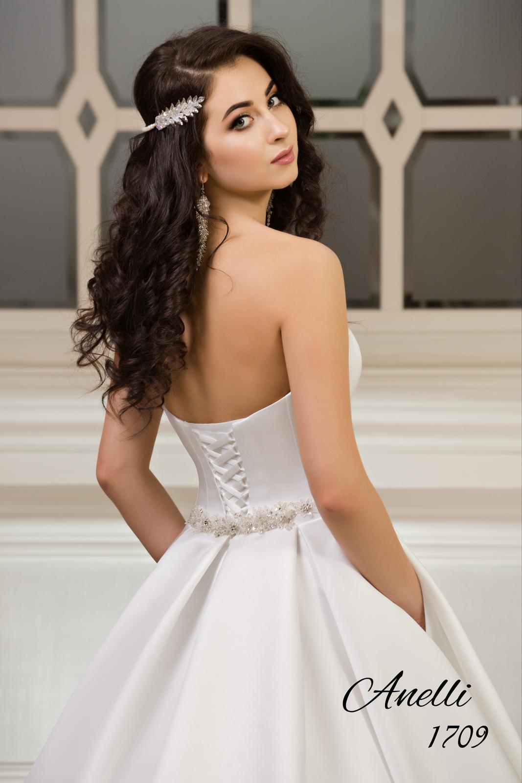 Svadobné šaty - Debut 1709 - Obrázok č. 3