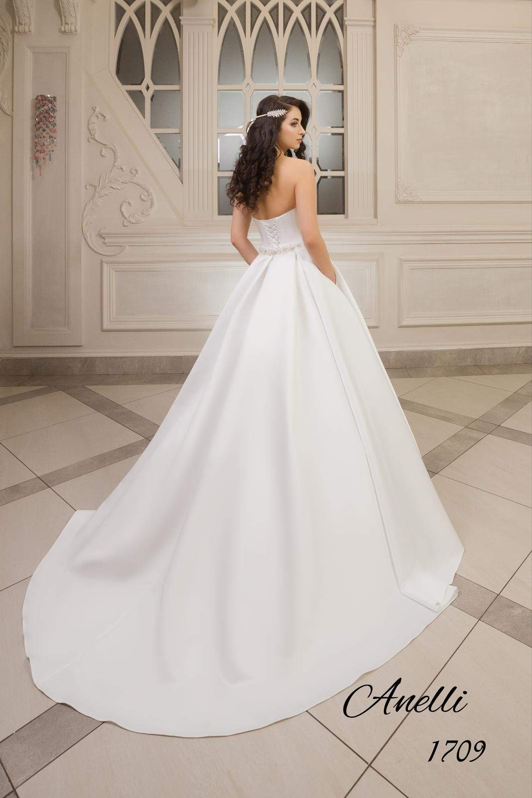 Svadobné šaty - Debut 1709 - Obrázok č. 4