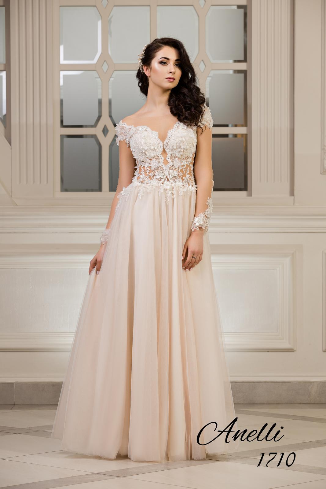 Svadobné šaty - Debut 1710 - Obrázok č. 1