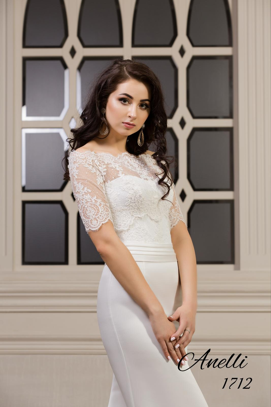 Svadobné šaty - Debut 1712 - Obrázok č. 2