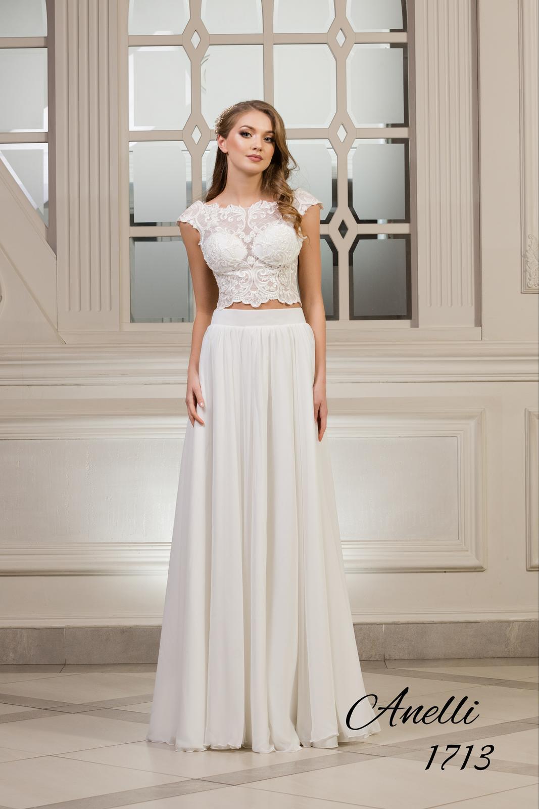 Svadobné šaty - Debut 1713 - Obrázok č. 2