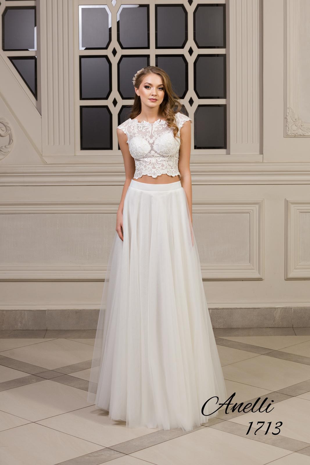 Svadobné šaty - Debut 1713 - Obrázok č. 3