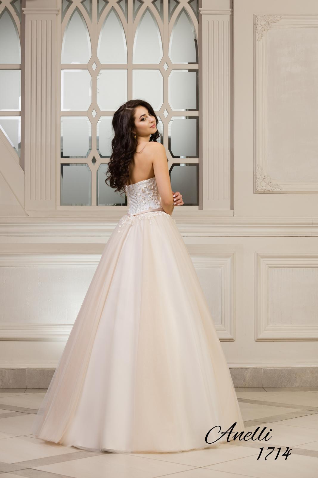 Svadobné šaty - Debut 1714 - Obrázok č. 2