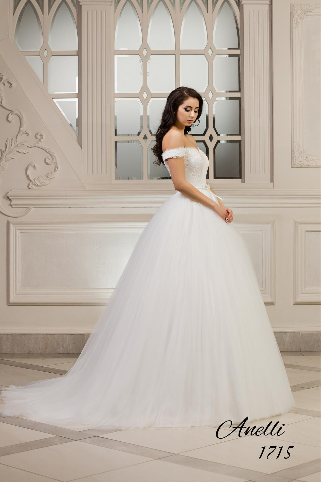 Svadobné šaty - Debut 1715 - Obrázok č. 1
