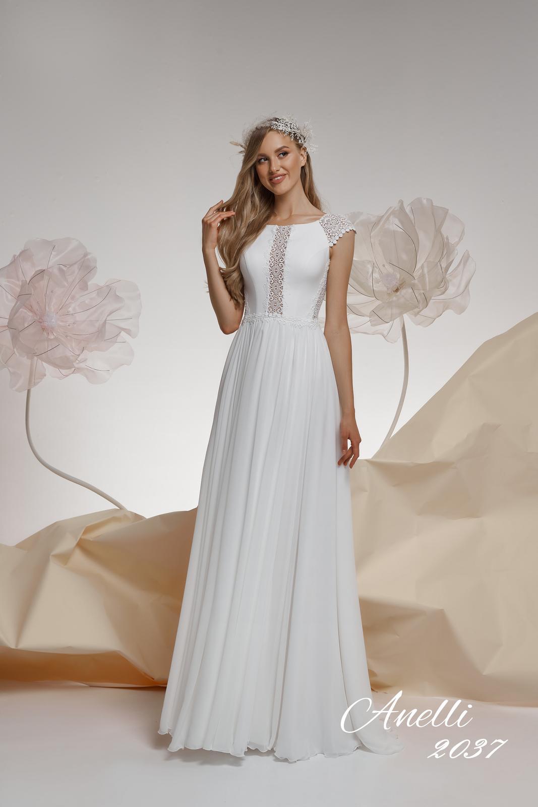 Svadobné šaty - Imagine 2037 - Obrázok č. 1