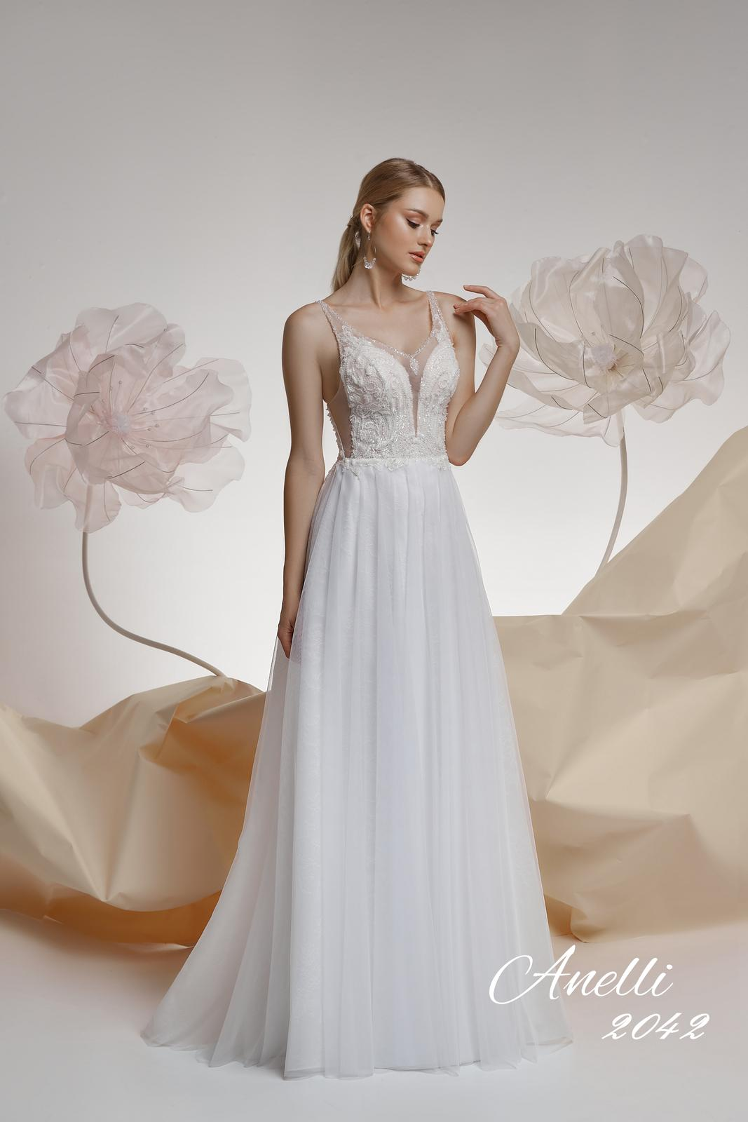 Svadobné šaty - Imagine 2042 - Obrázok č. 1