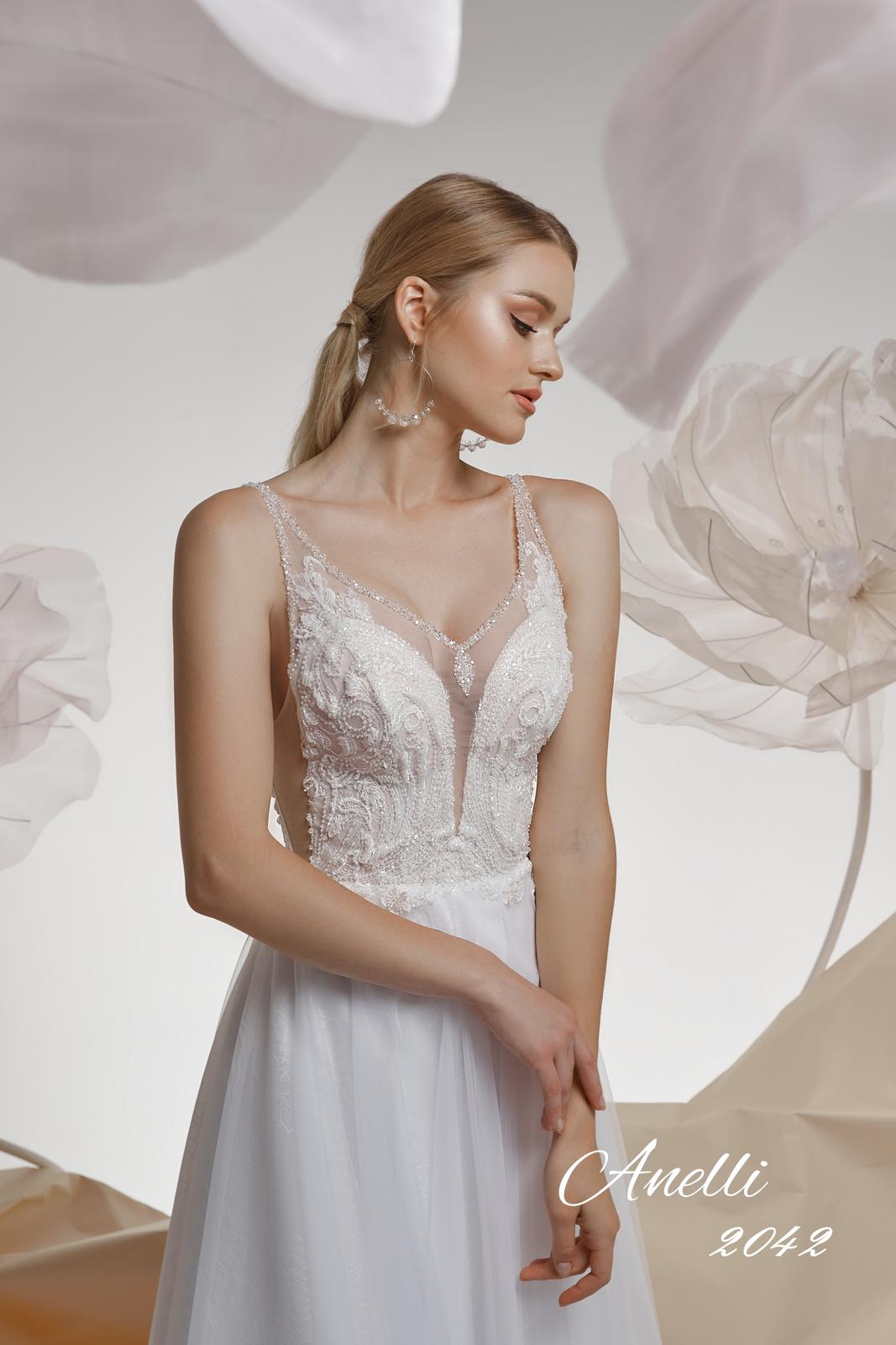 Svadobné šaty - Imagine 2042 - Obrázok č. 2