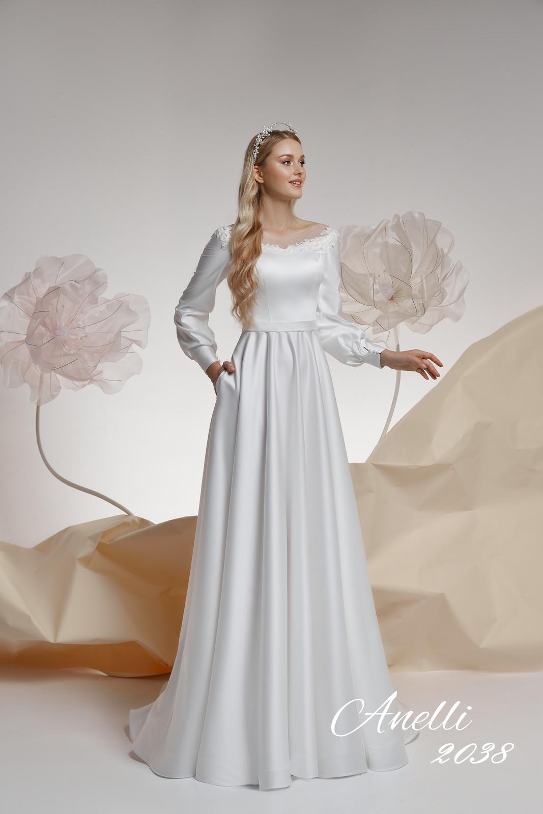 Svadobné šaty - Imagine 2038 - Obrázok č. 2