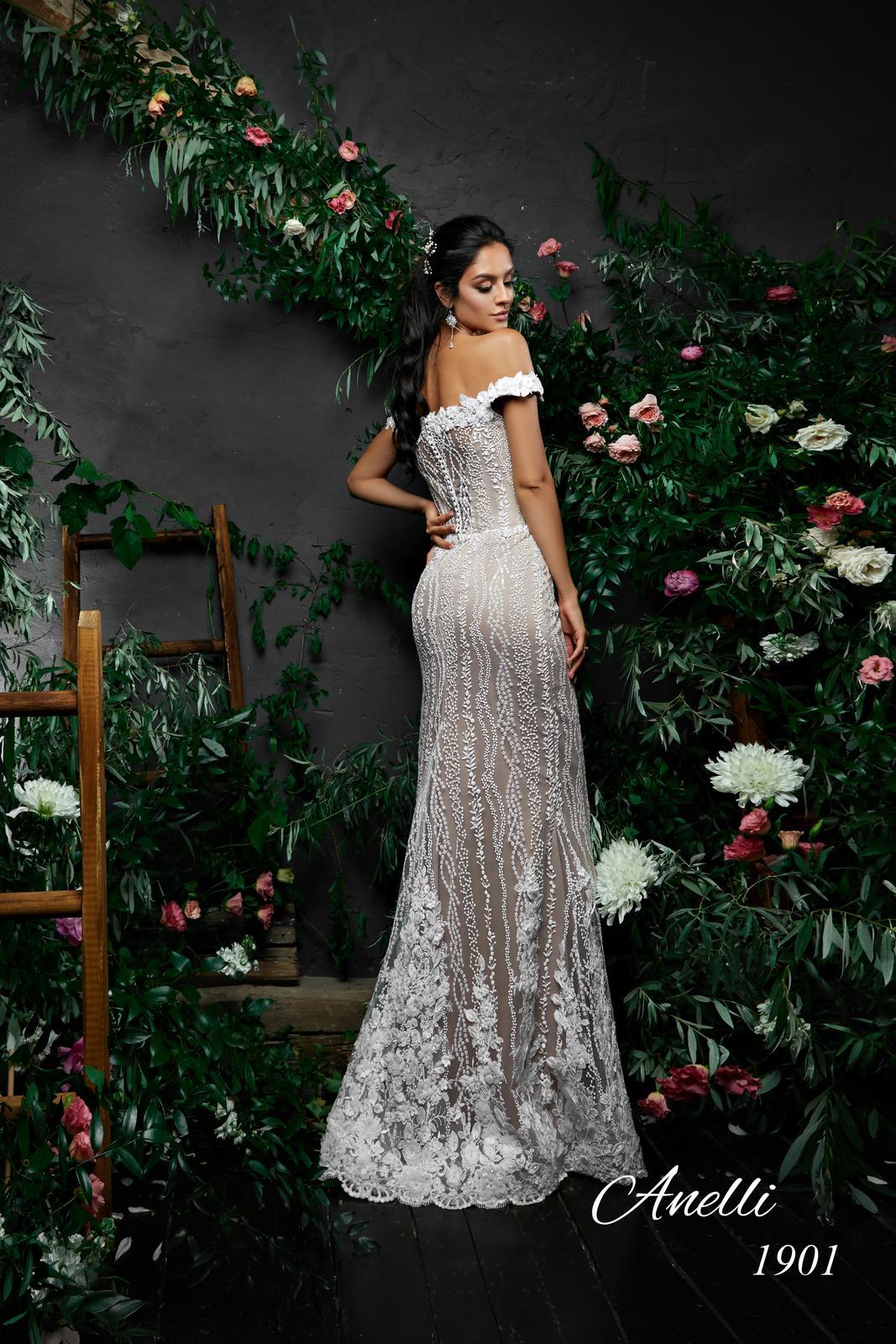 Svadobné šaty - Blossom 1901 - Obrázok č. 4