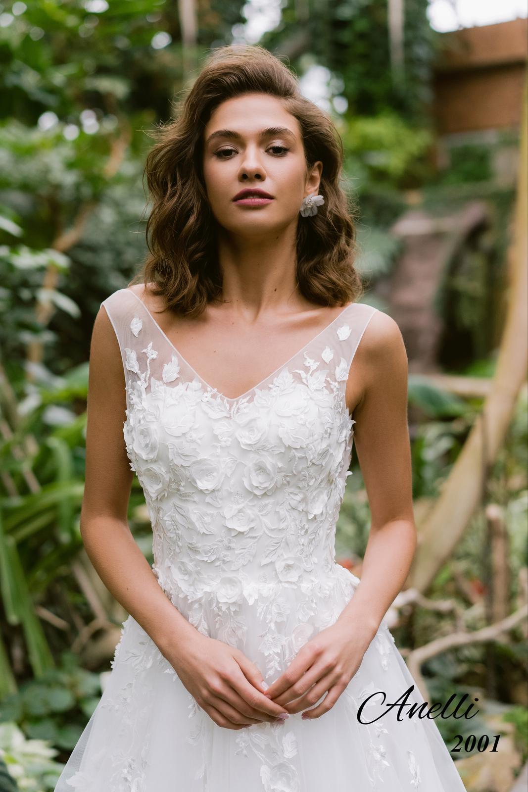Svadobné šaty - Breeze 2001 - Obrázok č. 1