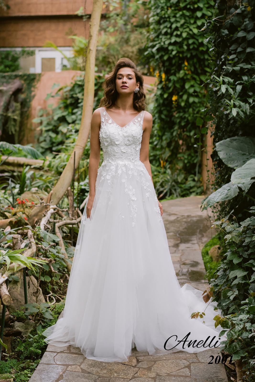 Svadobné šaty - Breeze 2001 - Obrázok č. 2
