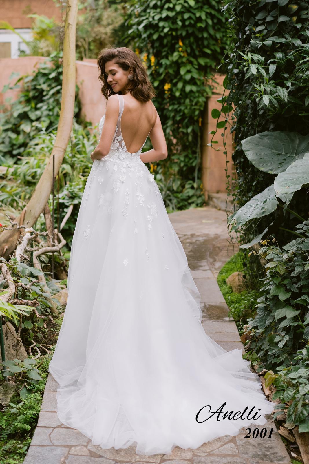 Svadobné šaty - Breeze 2001 - Obrázok č. 3