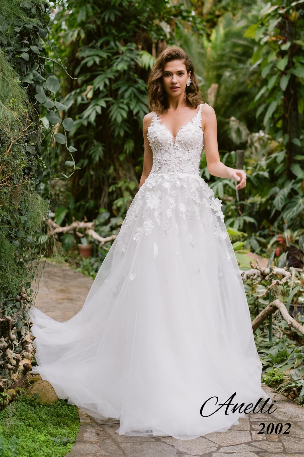 Svadobné šaty - Breeze 2002 - Obrázok č. 2