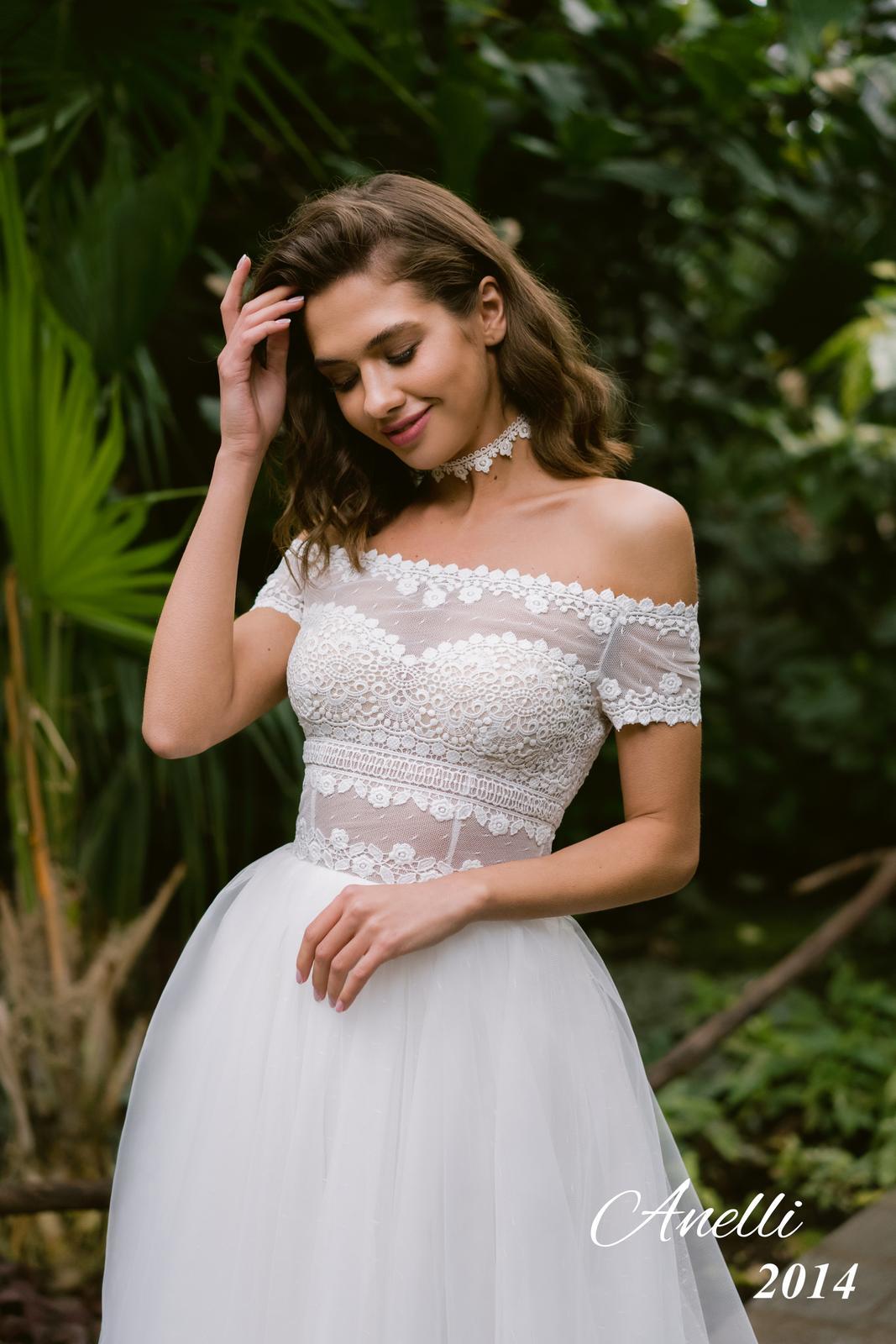 Svadobné šaty - Breeze 2014 - Obrázok č. 1