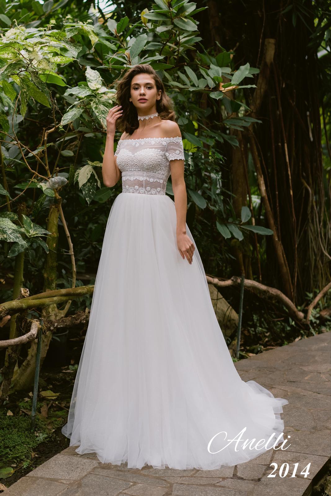 Svadobné šaty - Breeze 2014 - Obrázok č. 2