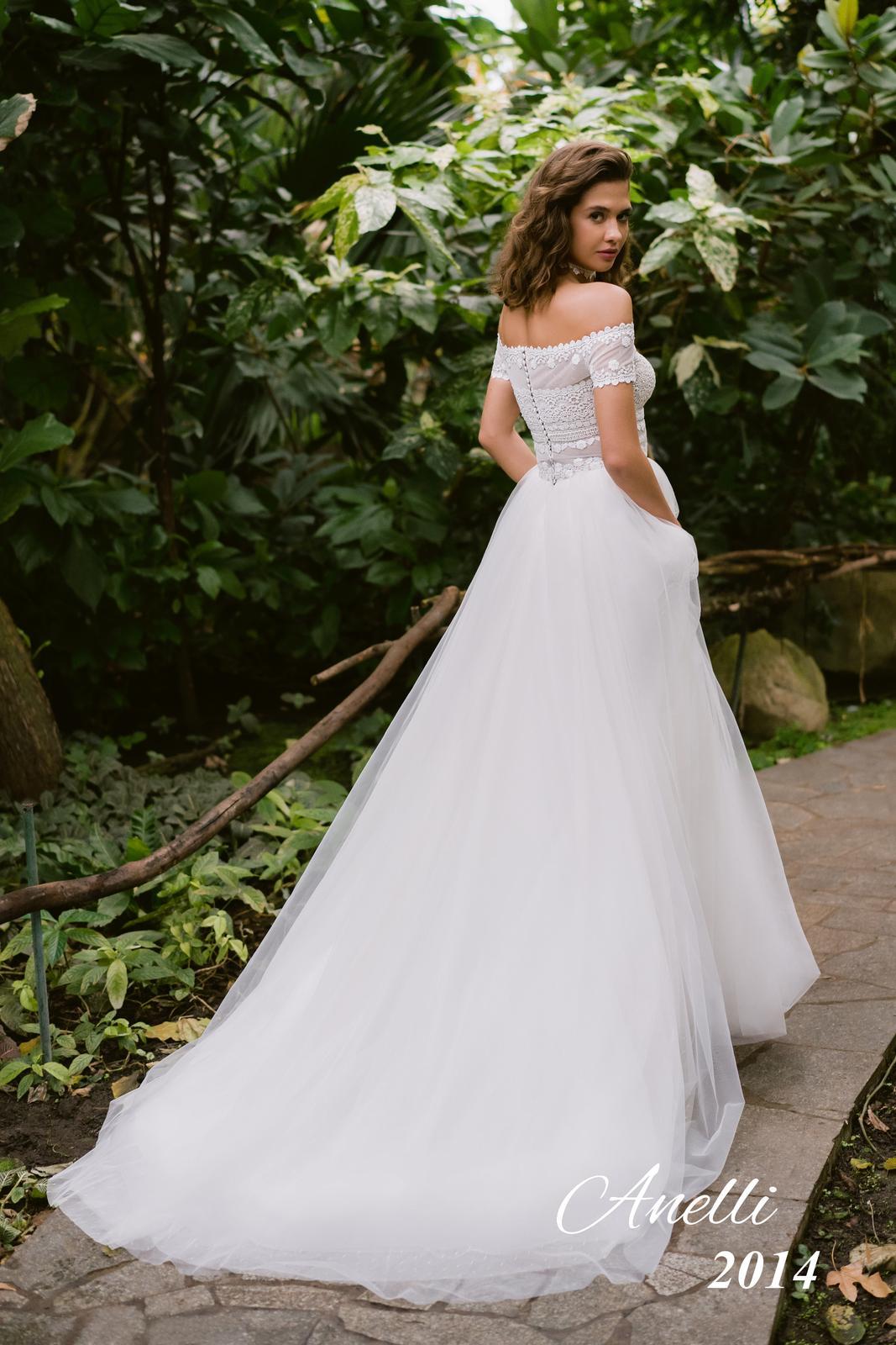 Svadobné šaty - Breeze 2014 - Obrázok č. 3