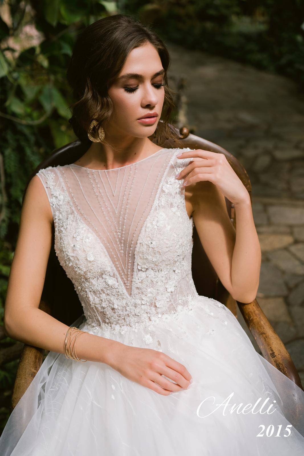 Svadobné šaty - Breeze 2015 - Obrázok č. 1