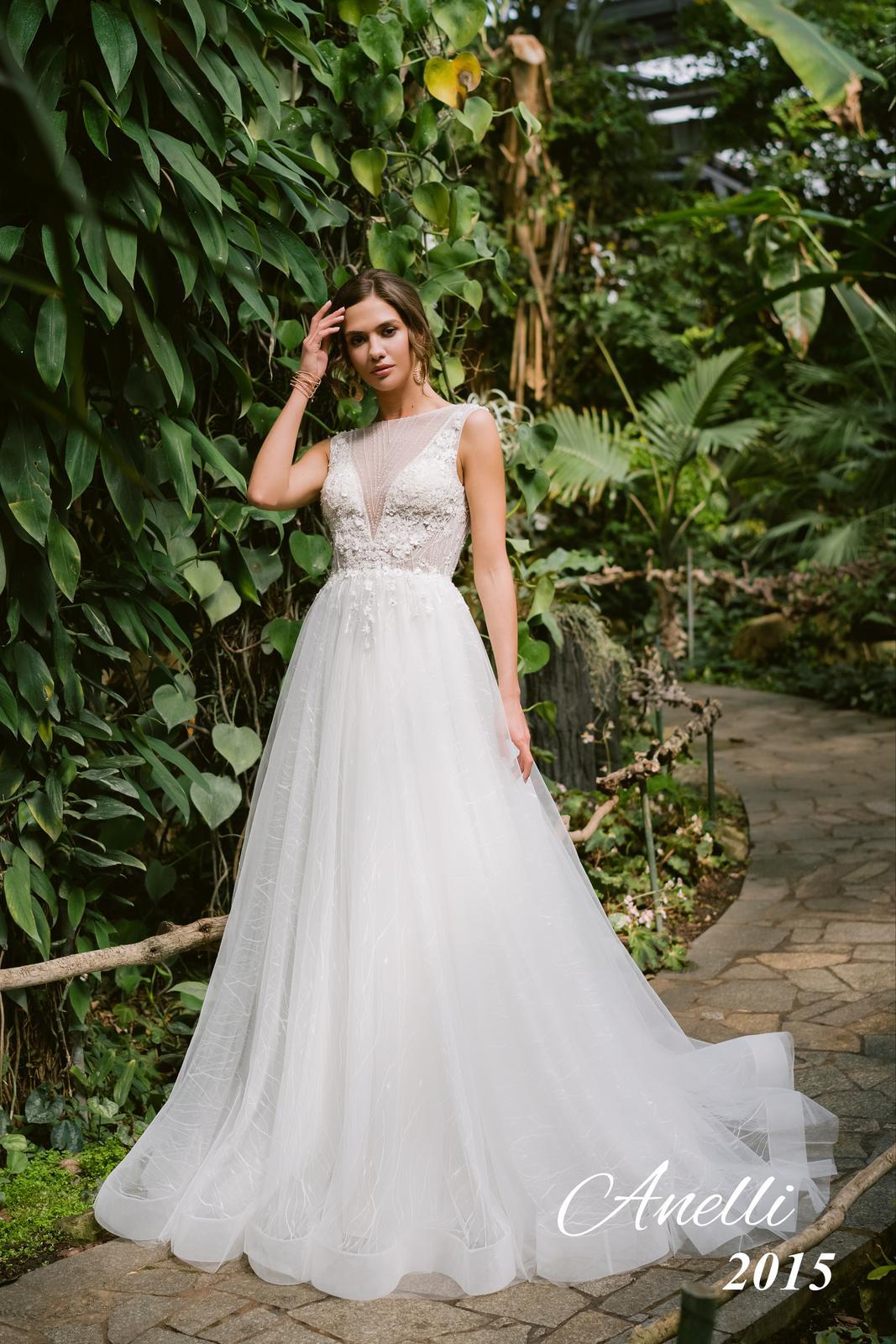 Svadobné šaty - Breeze 2015 - Obrázok č. 2