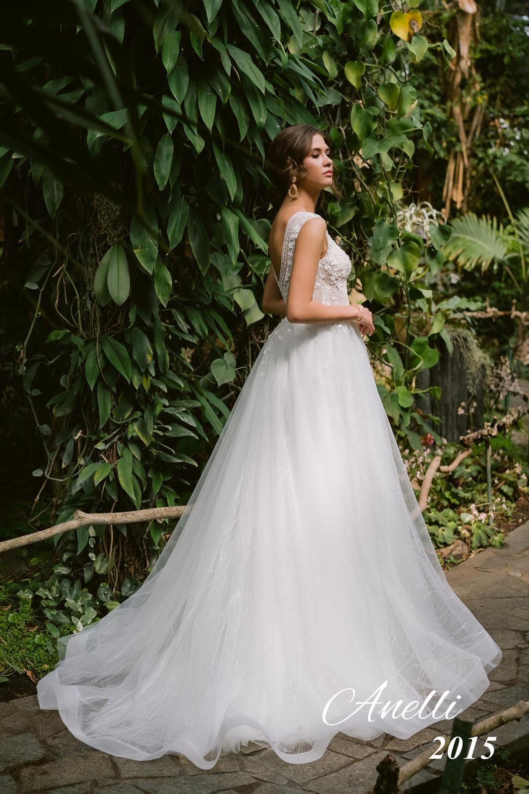 Svadobné šaty - Breeze 2015 - Obrázok č. 3