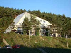 a v takomto prostredí je chata Gilianka :-)