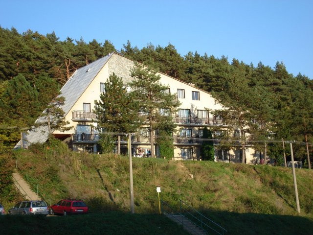 Svadobna sala - a v takomto prostredí je chata Gilianka :-)