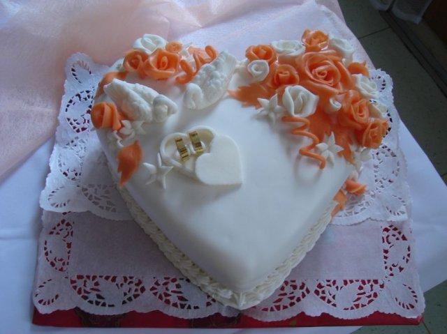 Svadobna sala - svadobné torty