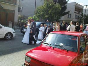 svadobný pochod