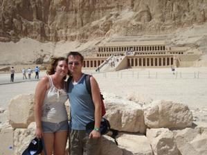 svadobná cesta Egypt