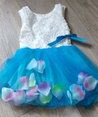 Tyrkysové šaty, 86
