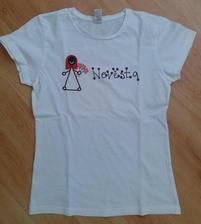Tričko na rozlučku, zde koupené :)
