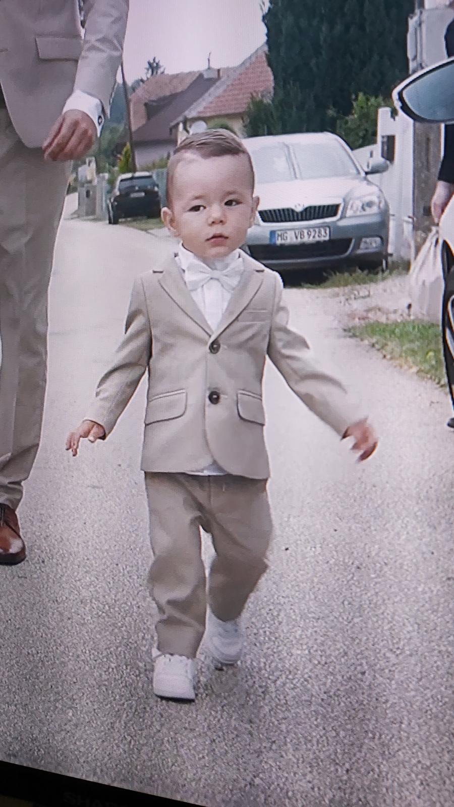 Detsky oblek 80-86 - Obrázok č. 1