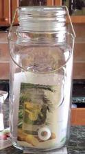 Další nádoba na limonádu :D Tentokrát menší, asi 3l.