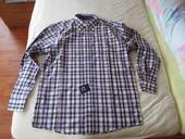 Fialová košile Casa Moda s visačkou, L