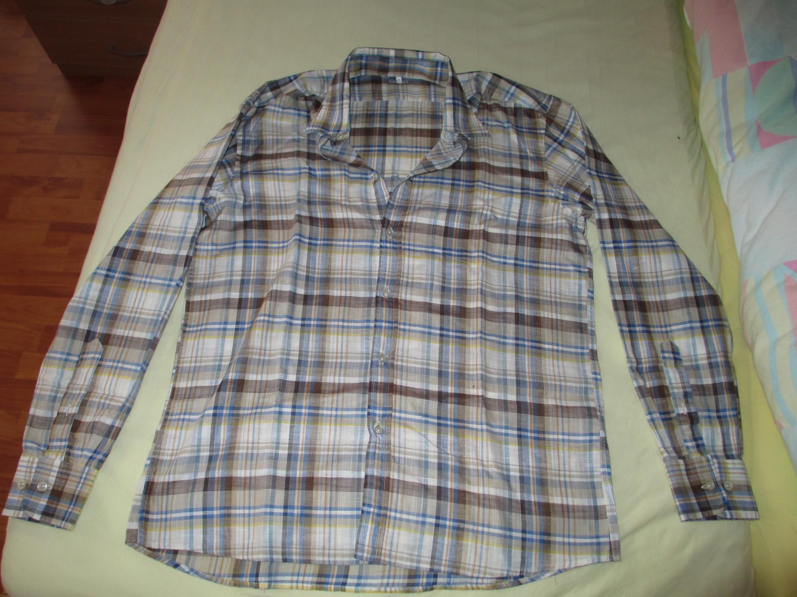 Kostkovaná košile Blažek - Obrázek č. 4
