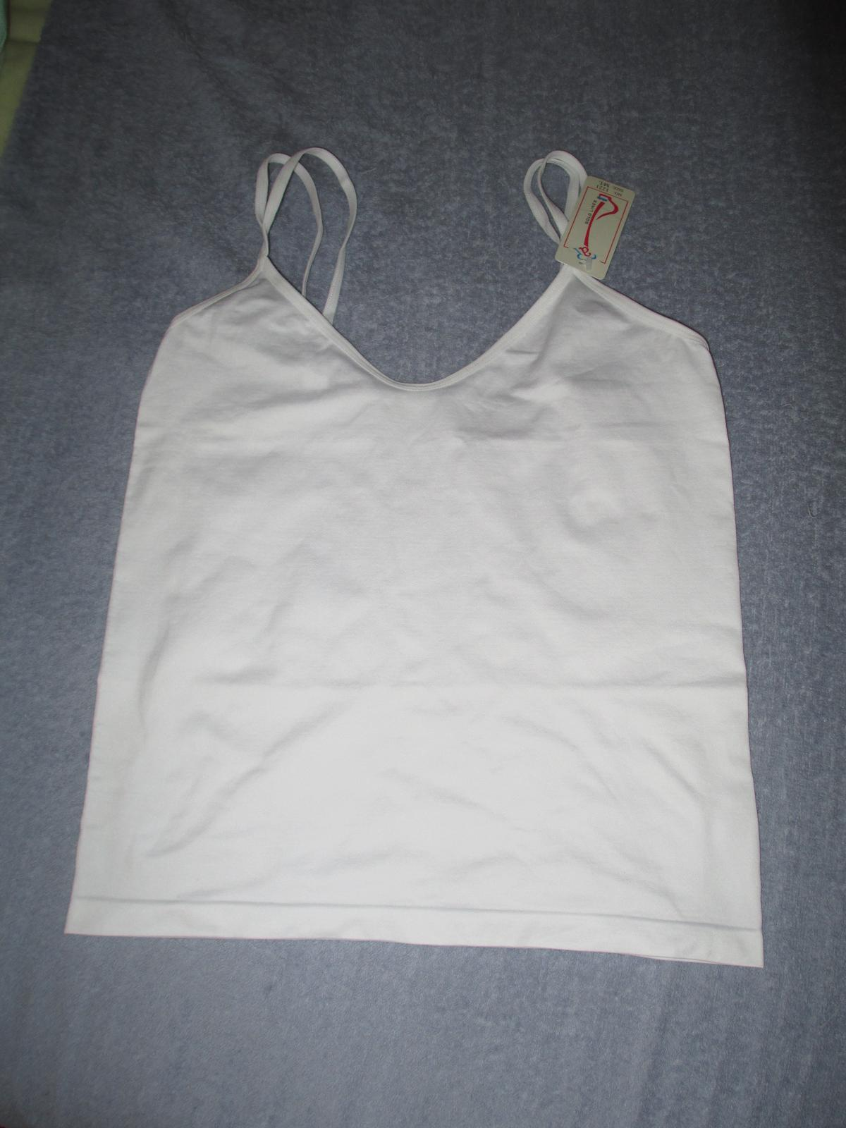 Strečová spodní košilka - Obrázek č. 1