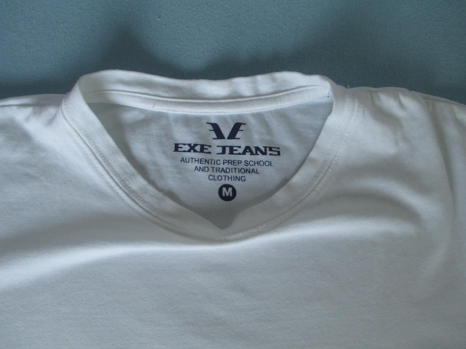 Klasické bílé tričko - Obrázek č. 2