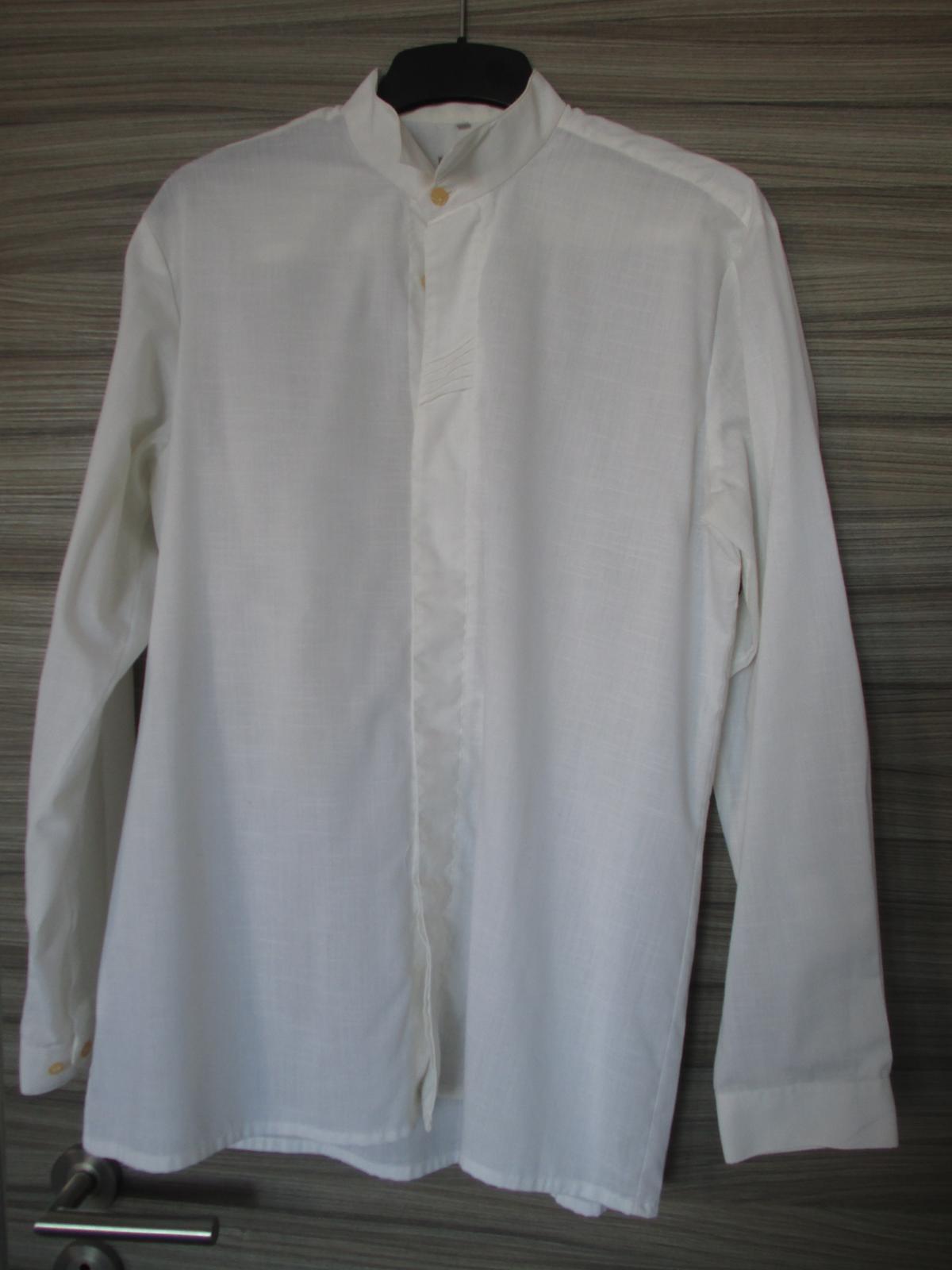 Košile na motýlka - Obrázek č. 1