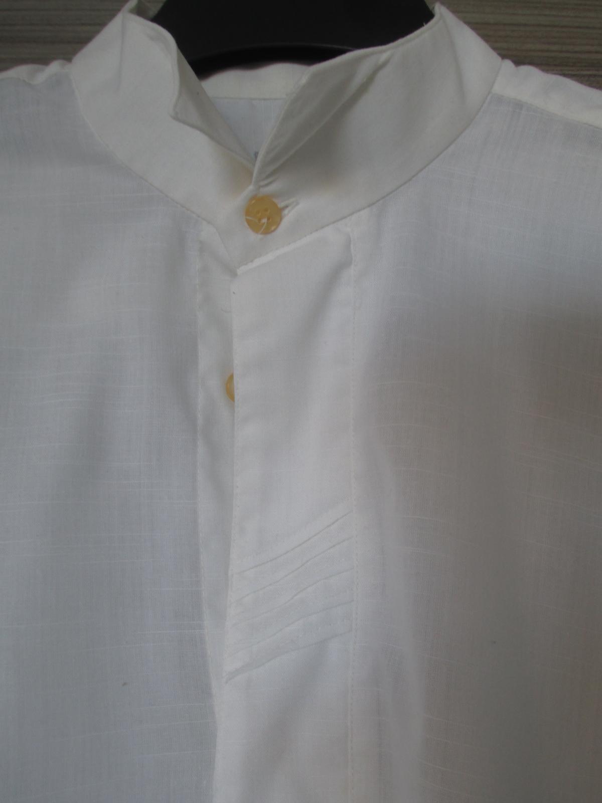 Košile na motýlka - Obrázek č. 2