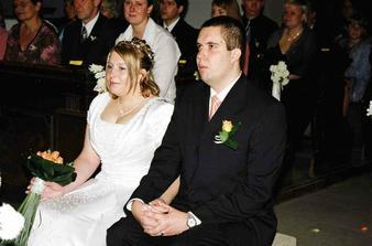 Již se ženichem.