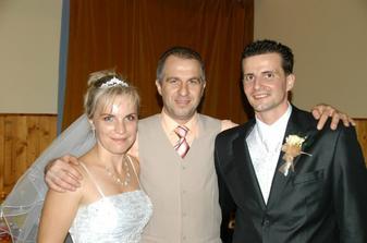 p. Krchník (starejší) a my