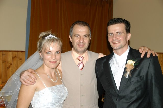 Zuzana Jánošová{{_AND_}}Ivan Bystričan - p. Krchník (starejší) a my